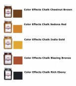 Chris Christensen Color Effects Chalk, 170 g