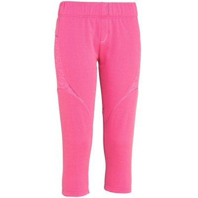 Kari Traa Cavil 3/4 Fleece Pants Pink, L