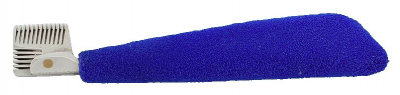 Hallon- Chris Christensen Double Head Neoprene Detailer Fine- Blue